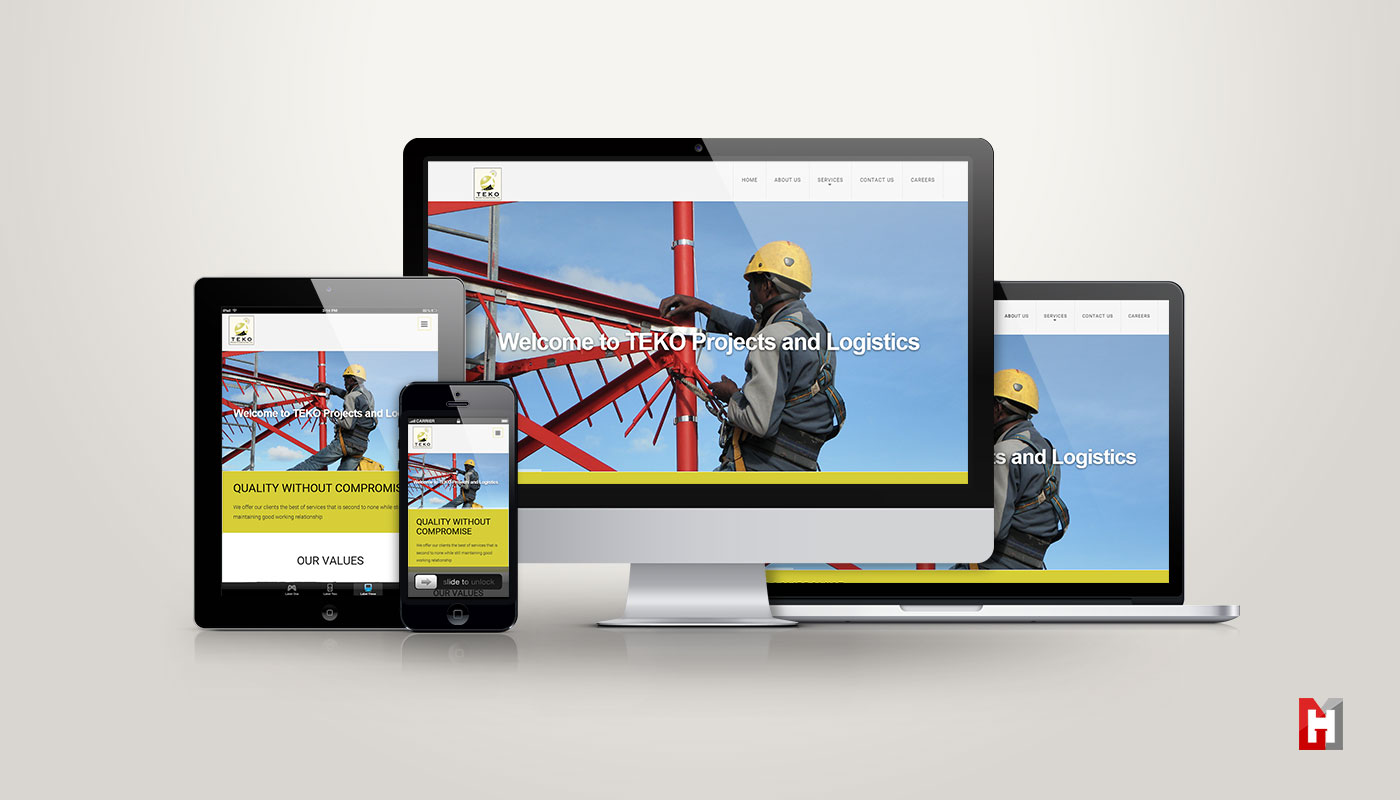 TEKOLIMITED – WEBSITE DESIGN