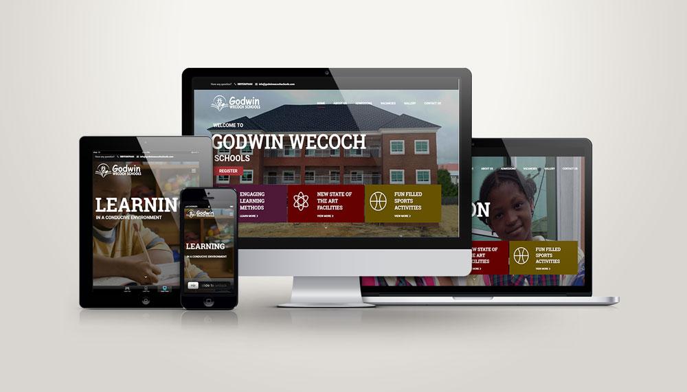 GODWIN WECOCH SCHOOLS