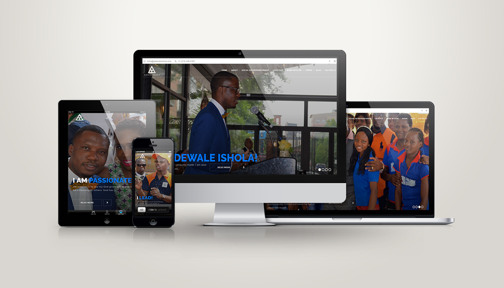 ADEWALE ISHOLA's WEBSITE